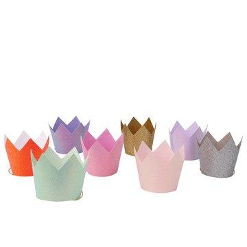 Meri Meri - Mini korony kolorowe