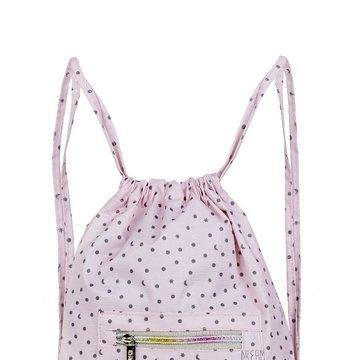 My Bag's Plecak worek XS My Sweet Dream's pink MY BAG'S