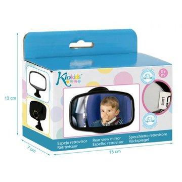 Lusterko prostokątne wsteczne do obserwacji dziecka, KioKids Kiokids