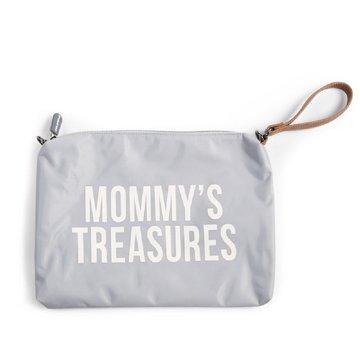 CHILDHOME - Torebka Mommy's Treasures Szara