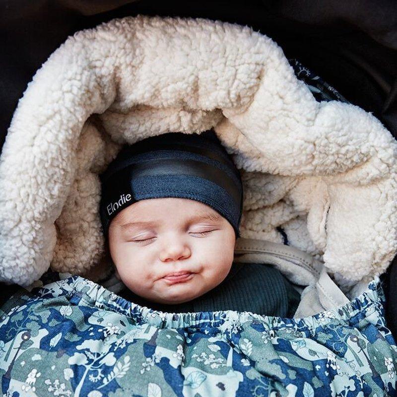 Elodie Details - śpiworek do wózka - Rebel Poodle