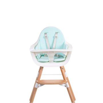 CHILDHOME - Ochraniacz Frotte do krzesełka Evolu 2 Mint Blue