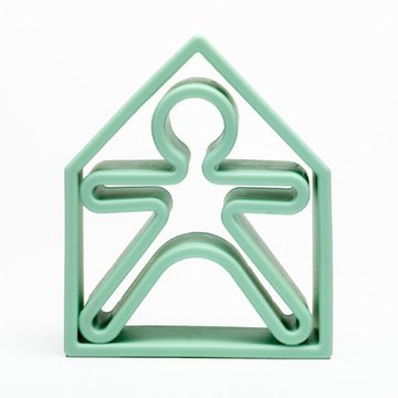 Moluk - DENA Kid + House GREEN PASTEL
