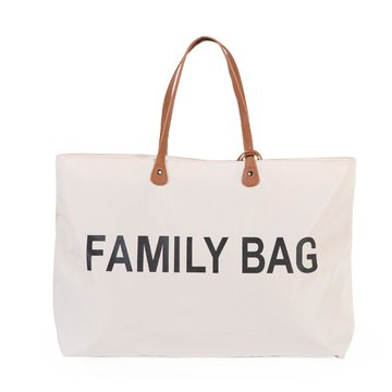 CHILDHOME - Torba Family Bag Kremowa