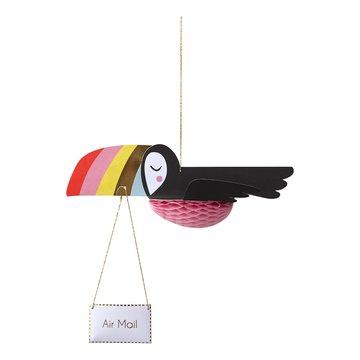 Meri Meri - Kartka okolicznościowa 3D Tukan