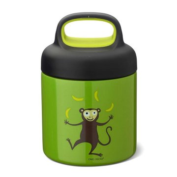 Carl Oscar TEMP Lunch Jar - Termos ze szlachetnej stali nierdzewnej Lime - Monkey CARL OSCAR