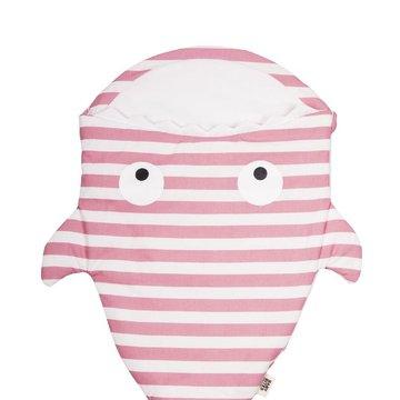 Baby Bites Śpiworek letni Sailor (0-3 miesięcy) Pink BABY BITES