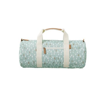 Fresk Torba Weekend bag Kropelki Blue FRESK