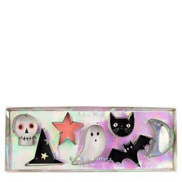 Meri Meri - Wykrawaczki do ciastek Halloween Icons