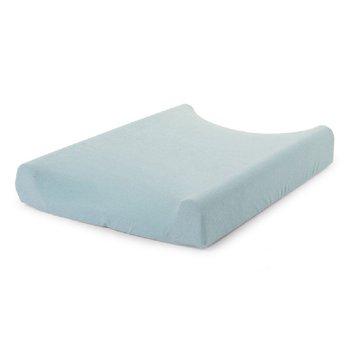 CHILDHOME - Pokrowiec na przewijak  70 x 50 cm Mint Blue