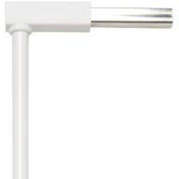 Rozszerzenie bramek Baby Dan PREMIER/SLIMFIT/PERFECT CLOSE 7 cm, biały