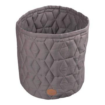 Filibabba Pojemnik materiałowy na zabawki 43 x 35 x 35 cm Dark Grey FILIBABBA