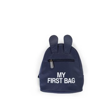 """CHILDHOME - Plecak dziecięcy """"My First Bag"""" Granatowy"""
