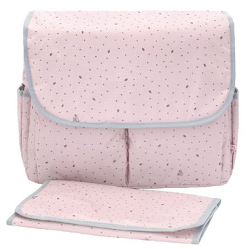 My Bag's Torba do wózka Flap Bag Leaf Pink MY BAG'S