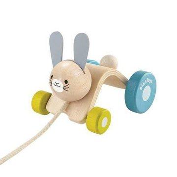 Króliczek do ciągnięcia, Plan Toys®