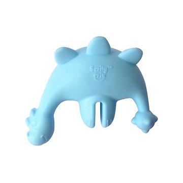 Smily Mia Zestaw Słomek Dinozaur Blue
