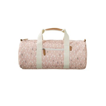 Fresk Torba Weekend bag Kropelki Pink FRESK