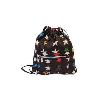 My Bag's Plecak worek XS My Star's black MY BAG'S