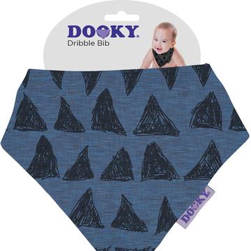 Xplorys - Chustka, śliniak, bandamka Dooky - Blue Tribal