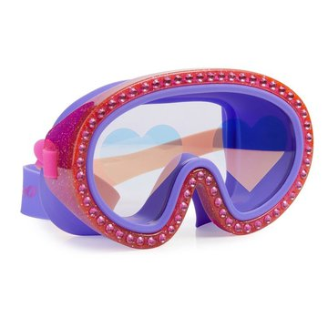 Maska do pływania, Malinowe Serca, Bling2O Bling2o