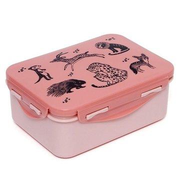 Petit Monkey -  Śniadaniówka Lunchbox Desert Rose