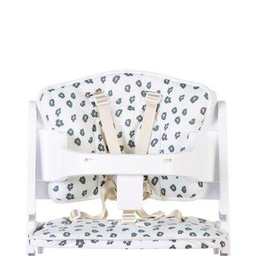 CHILDHOME - Ochraniacz do krzesełka Lambda Jersey Leopard