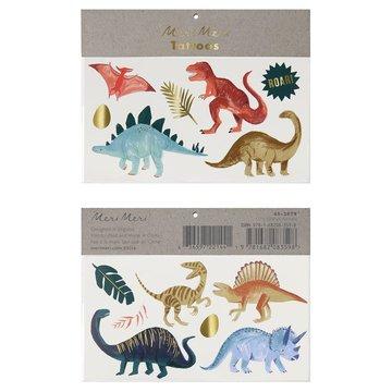 Meri Meri - Tatuaże Królestwo dinozaurów