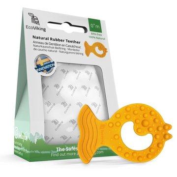 Eco Viking Gryzak Sensoryczny Hevea Wish Fish wiek 0+
