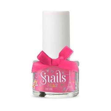 Lakier do paznokci dla dzieci Snails Play - Pink Bang - Edycja Specjalna