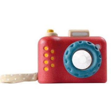 Aparat drewniany z kalejdoskopem, Plan Toys®