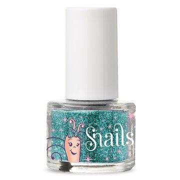 Brokat do paznokci dla dzieci Snails - Turquouise