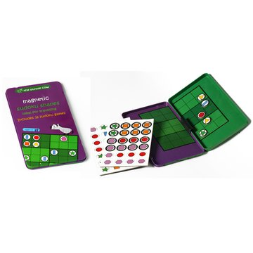 Gra magnetyczna The Purple Cow - Sudoku kształty