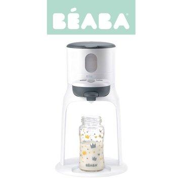 Beaba NOWY Bib'expresso® Ekspres do mleka 2w1 White/grey
