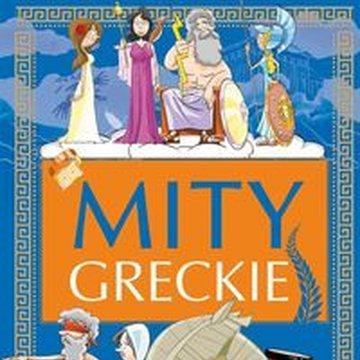 BOOKS - Mity greckie
