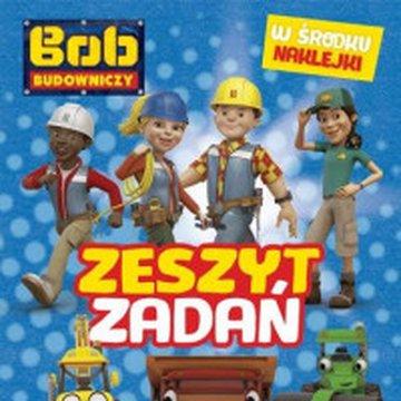 Egmont - Bob Budowniczy. Zeszyt zadań