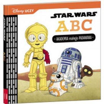 Ameet - Disney Uczy. Star Wars. ABC Akademia małego Padawana