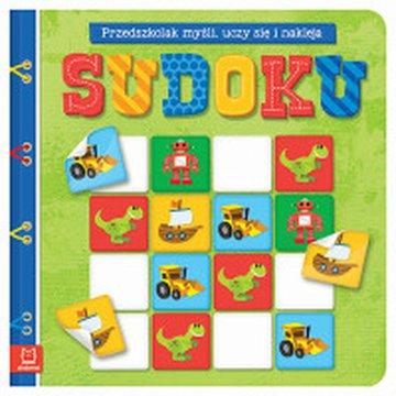 Aksjomat - Przedszkolak myśli, uczy się i nakleja. Sudoku