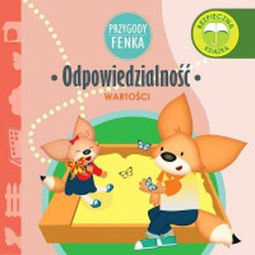 Wydawnictwo Edukacyjne Sobik - Przygody Fenka. Odpowiedzialność