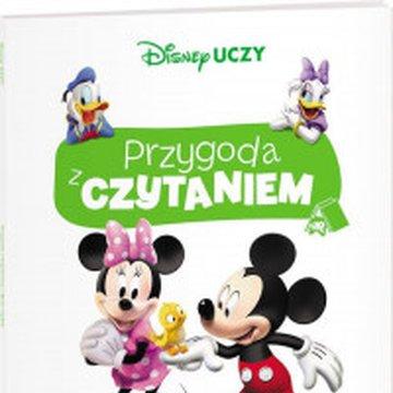 Ameet - Disney uczy. Przygoda z Czytaniem. Będę czytać