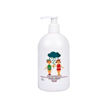 Bubble&CO - Organiczny Płyn do Mycia Ciała i Włosów dla Dzieci, 500 ml, 0m+