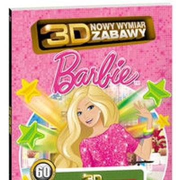 Ameet - Barbie 3D Nowy wymiar zabawy