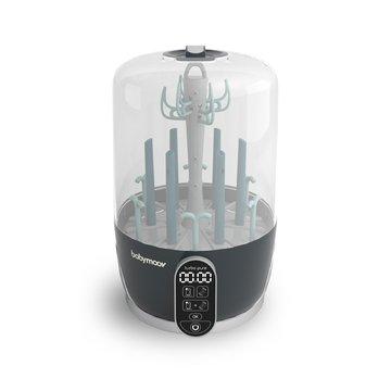 Babymoov Elektroniczny Sterylizator Turbo-Pure z wymiennym filtrem HEPA A003106