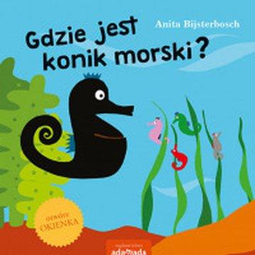 Adamada - Gdzie jest konik morski?