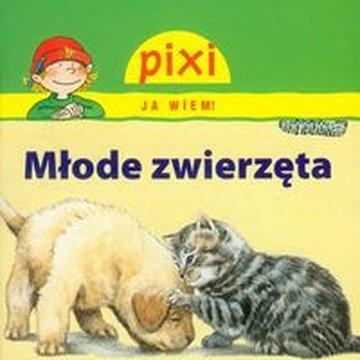 Media Rodzina - Pixi Ja wiem! Młode zwierzęta