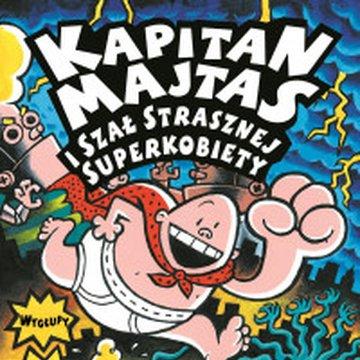 Jaguar - Kapitan Majtas i szał strasznej superkobiety