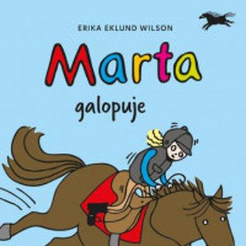 Mamania - Marta galopuje