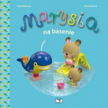 Wydawnictwo Debit - Marysia na basenie