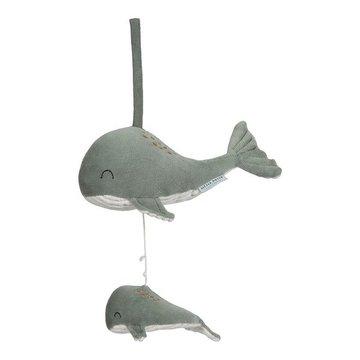 Little Dutch Pozytywka wieloryb Ocean Mięta LD4802