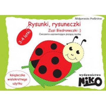 Niko - Rysunki, rysuneczki Zuzi Biedroneczki