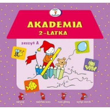 Skrzat - Akademia 2-latka. Zeszyt A